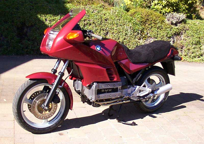 BMW K 100 RS Motorsport