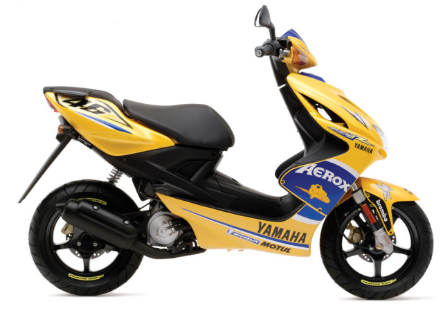 Yamaha Aerox Race Replica