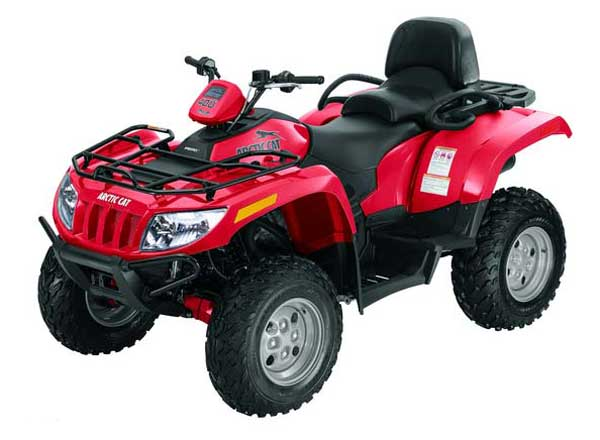 Arctic Cat TRV 400