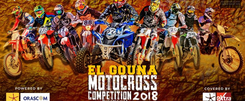 El Gouna Motocross Competition 2018 Edition #3