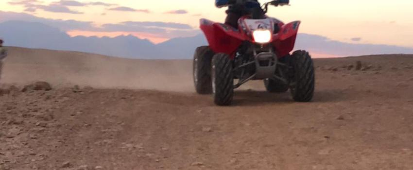 Dunes Area – 2 Hours riding a Quad (8)