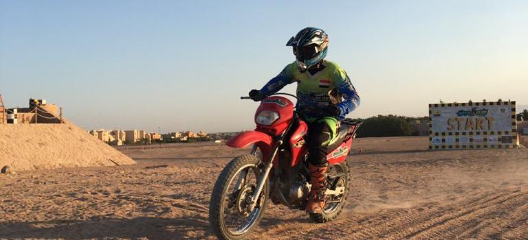 Ocean View – 3 Hours riding MX bike (1)