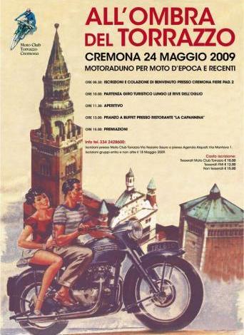 Maggio 2012 – Il motoparty del MOTO CLUB TORRAZZO