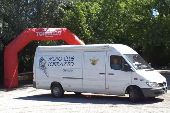 Maggio 2013 – Il Motoparty del MOTO CLUB TORRAZZO
