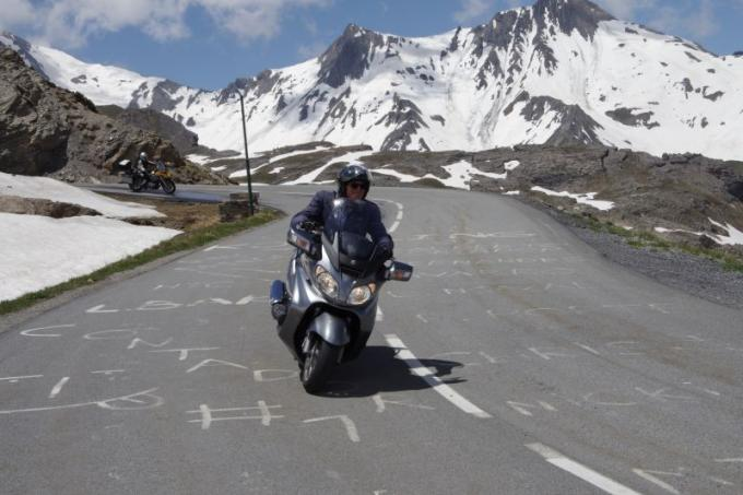 Giugno 2013 – il MOTO CLUB TORRAZZO sulle Alpi francesi