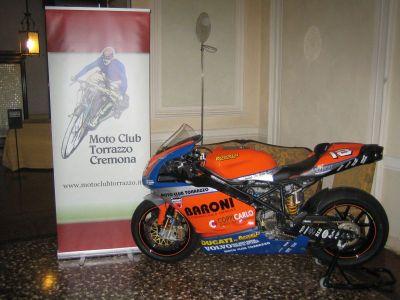 Dicembre 2008 – Grande festa per il MOTO CLUB TORRAZZO