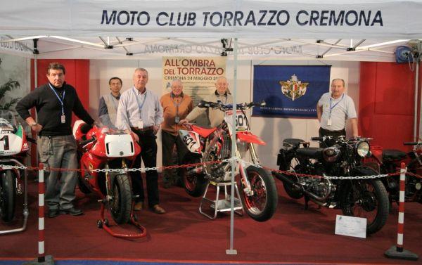 Febbraio 2009 – Il MOTO CLUB TORRAZZO alla 6 giorni