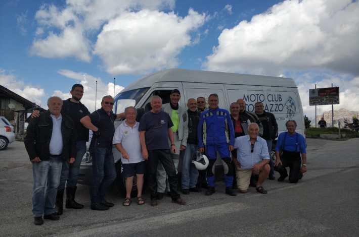 Moto Raid Giugno 2018 in Carinzia