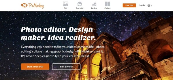 Редактор фото онлайн для работы и творчества: выбираем 5 ...