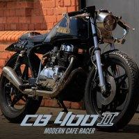 Honda CB 400 1983 Modern Cafe Racer
