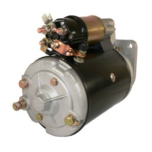 Ford | New Holland | Case Tractors Starter Motor | Moto