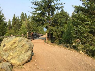Kettle Valley Rail Trail