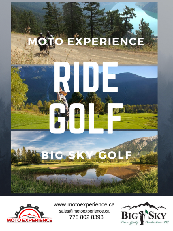 Ride Golf Dine