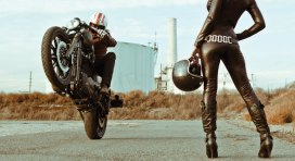Another Day at the Office for Roland Sands Design