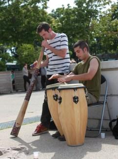 Local beats in La Rochelle