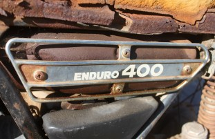 It was a Enduro 400 many moons ago