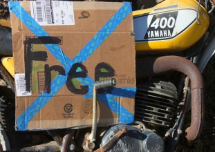 Free Motorbike!!
