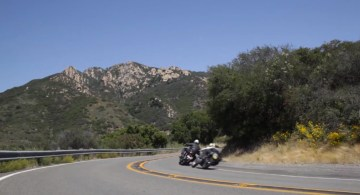Adey and I had loads of fun riding the classics in the Malibu Canyons