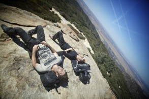 Highest point - Time for a short rest