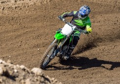 Kawasaki KX250F & KX450F Review