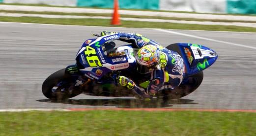 Valentino Rossi Sepang