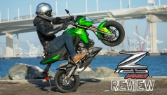 Kawasaki Z125Pro Review