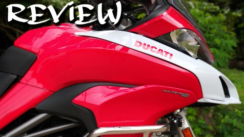 Ducati Multistrada 950 / MotoGeo Review