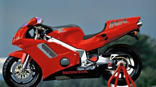Honda NR 750, un fallimento da cento milioni di lire.