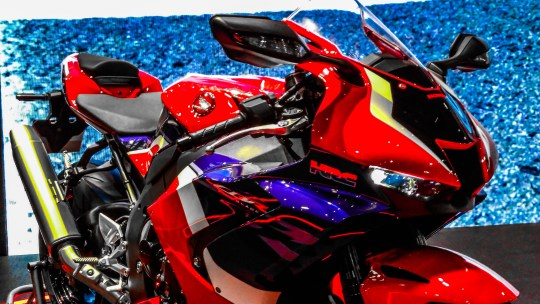 Nuova Honda CBR 1000RR-R la REGINA di Eicma 2019