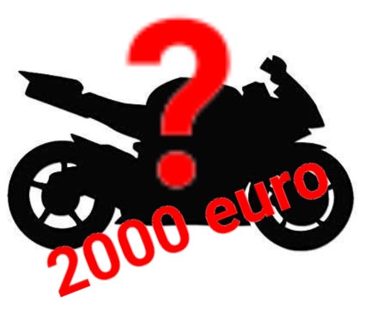 Le migliori 5 moto sportive da comprare con solo 2000 euro