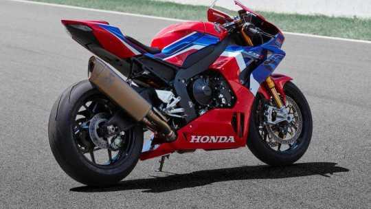 Honda CBR 1000RR-R SP velocità massima (video)