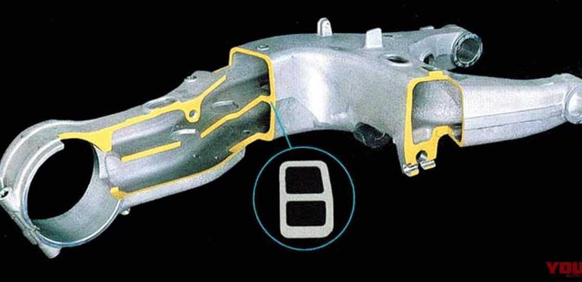 ELF e Honda. La storia del primo forcellone monobraccio al mondo