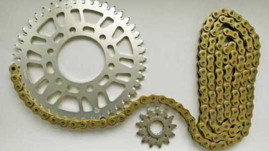 Manutenzione e controllo dell'usura di catena corona e Pignone