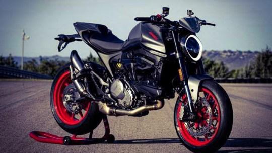 Ducati Monster 2021, cambiamento definitivo