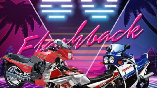 Quale è la moto sportiva Regina degli anni Ottanta? (Votala)