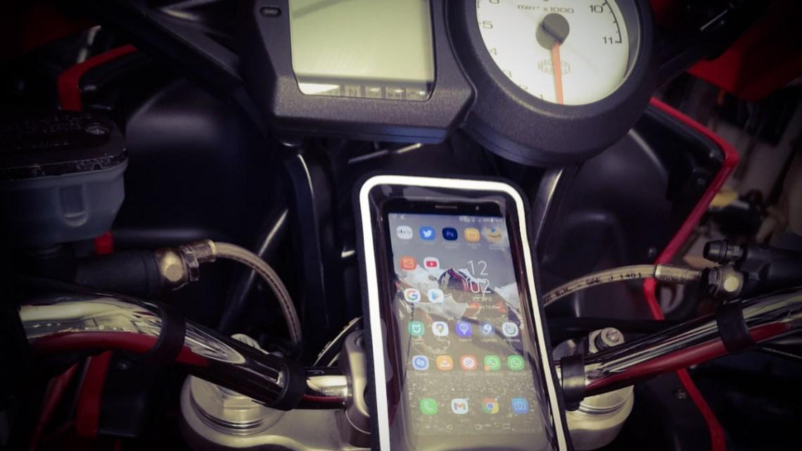Miglior supporto magnetico cellulare per moto. #Shapeheart. Opinioni