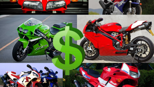 Le moto che saliranno di valore nei prossimi anni. 6 #youngtimer da comprare ora (parte1)
