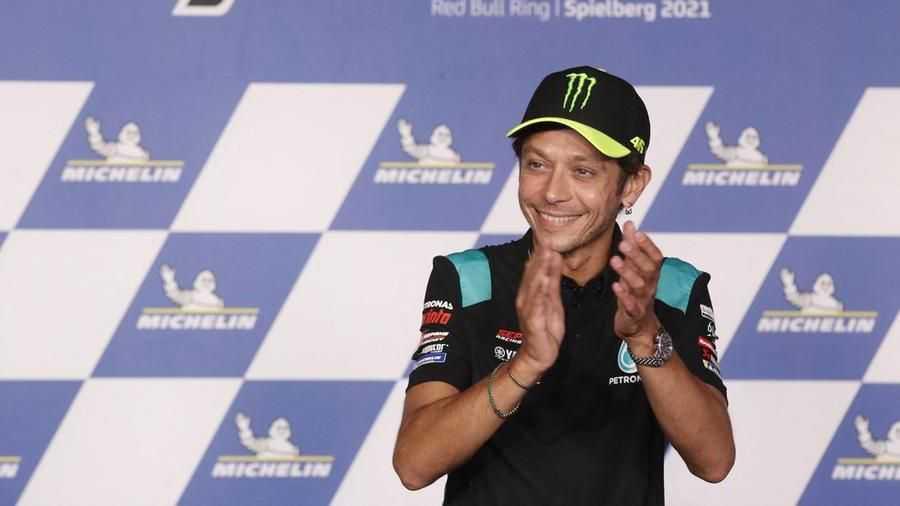 Ritiro Valentino Rossi. Semplicemente grazie di tutto! #46
