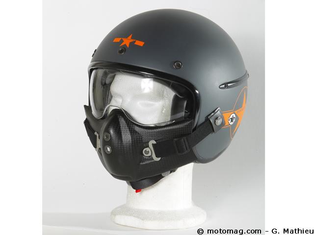 Test Casque Jet Harisson Corsair Prt Dcoller Moto