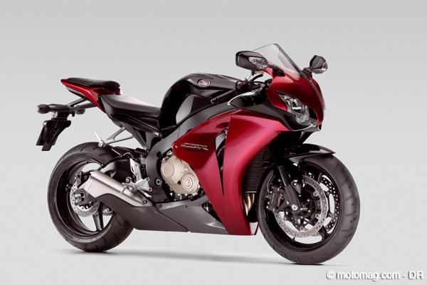 Honda CBR 1000 RR Moto Magazine Leader De Lactualit