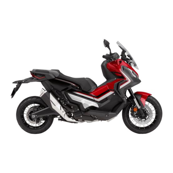 Honda X-ADV scooter