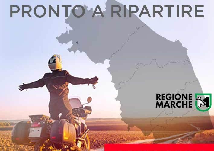 Marche - Moto turismo pronto a ripartire