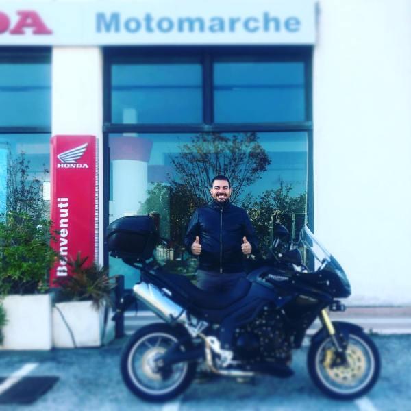 Clienti moto scooter 2020