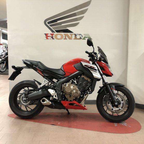 Honda CB 650 - moto usata