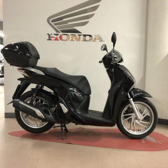 honda sh 150 scooter nero