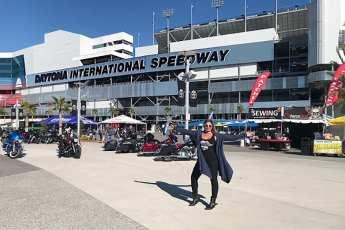 Daytona International Speedway, templo da Nascar