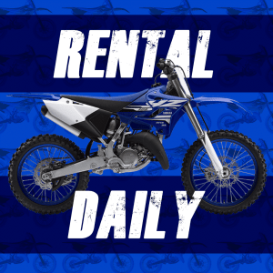 Yamaha Rental Bike Daily