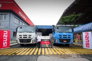 Isuzu PH Previews New Heavy-Duty Trucks
