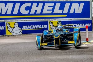 A Royal Performance from the MICHELIN Pilot Sport EV in England