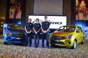 Suzuki Philippines Debuts All-new Celerio